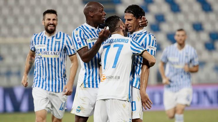 Serie A: Kapitalny gol weterana! Donnarumma został przelobowany (WIDEO)