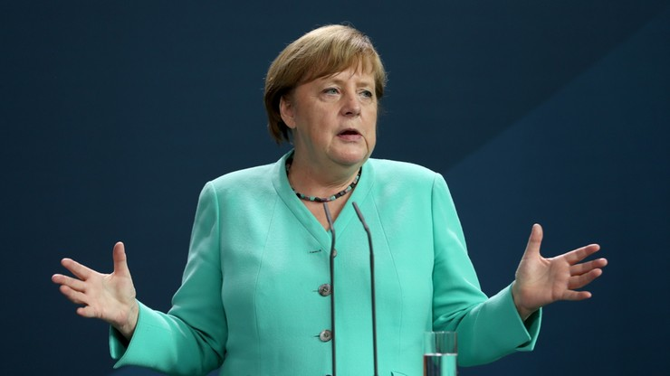 """Merkel pogratulowała Dudzie. Pisze o """"sąsiedzkiej współpracy"""""""