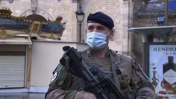 Zabójstwo nauczyciela we Francji. Gimnazjaliści usłyszeli zarzuty
