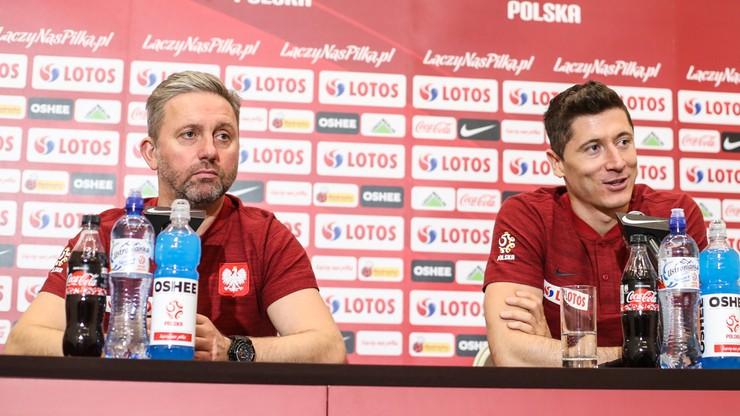 Konferencja reprezentacji Polski. Transmisja w Polsacie Sport News i na Polsatsport.pl