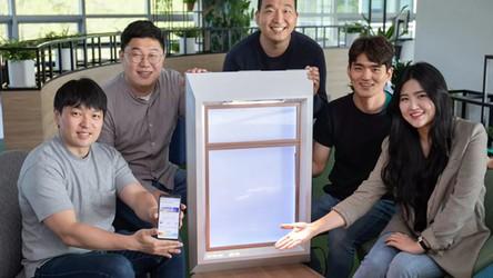 Samsung prezentuje inteligentne sztuczne okna idealnie imitujące światło słoneczne