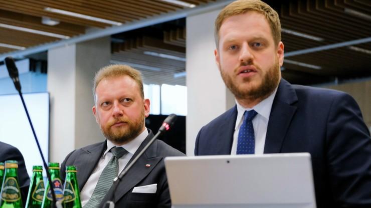 Wotum nieufności wobec ministra zdrowia. Wnioskiem zajmie się w czwartek Sejm