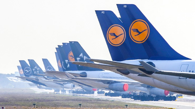 Lufthansa wkrótce wznowi loty do ciepłych krajów