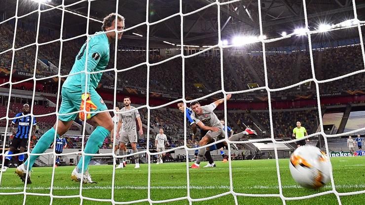 Liga Europy: Inter Mediolan - Szachtar Donieck 5:0. Skrót meczu (WIDEO)