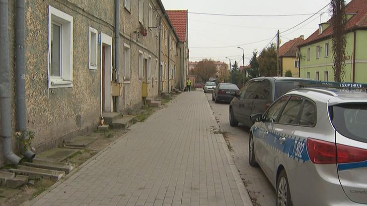 Zabójstwo 68-letniej kobiety w Olecku. Dwie osoby z zarzutami