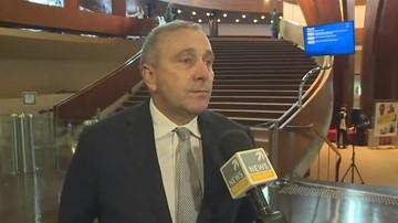 Schetyna: Rada Europy zaskoczona protestami wyborczymi PiS