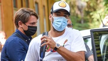 Luis Suarez nie trafi do Juventusu