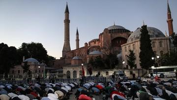 Światowa Rada Kościołów wyraża żal i konsternację w sprawie Hagii Sophii