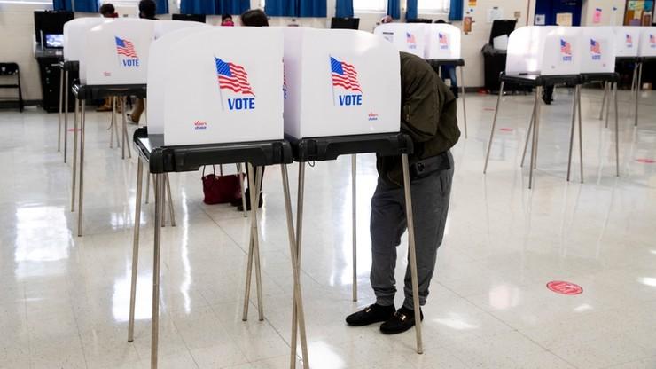 Trump czy Biden? W USA rozpoczęły się wybory prezydenckie