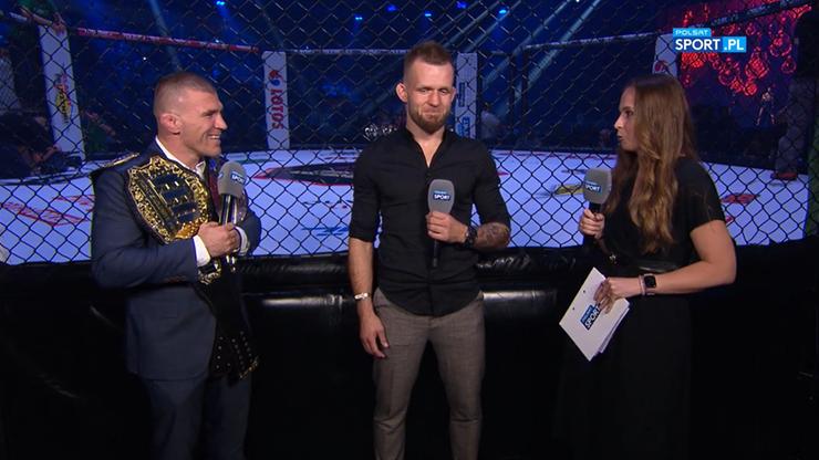 Daniel Rutkowski: Wychodzimy do walki, by pokazać kibicom piękne MMA