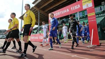 Fortuna 1 Liga: Nikt nie ma koronawirusa, restart rozgrywek we wtorek