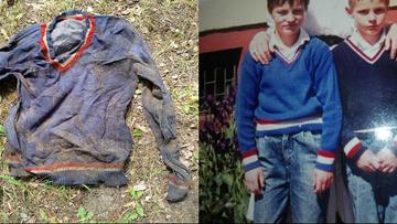 Tajemnicze zaginięcie nastolatków z Rewala. Po 21 latach znaleziono sweter i kości
