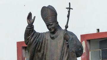 Relikwia Jana Pawła II skradziona z włoskiej katedry
