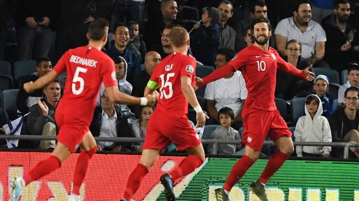 El. Euro 2020: Reprezentacja Polski wróciła z Izraela