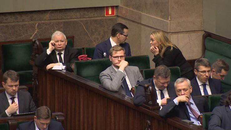 """""""Ws. reformy sądownictwa PiS będzie zachowywać się asertywnie"""""""