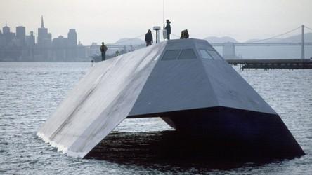 """Bojowe """"morskie pociągi"""" pojawią się na oceanach. Pentagon tworzy dziwny projekt"""