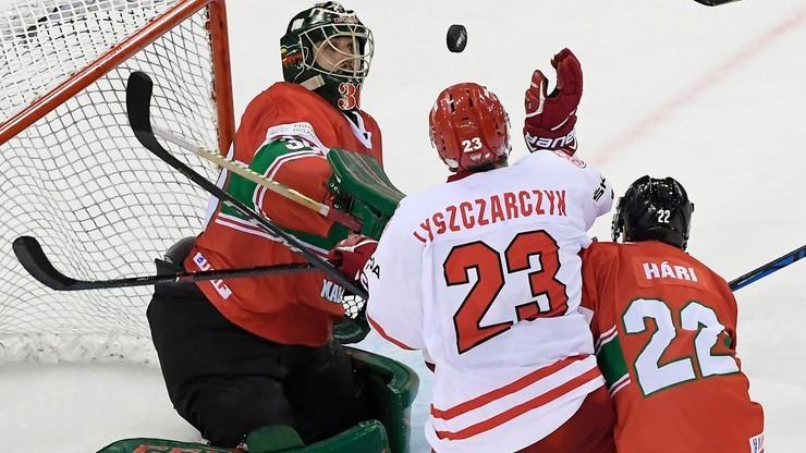 Hokej na lodzie: Kolejne trafienie Łyszczarczyka!