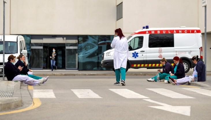 235 nowych ofiar śmiertelnych koronawirusa w Hiszpanii