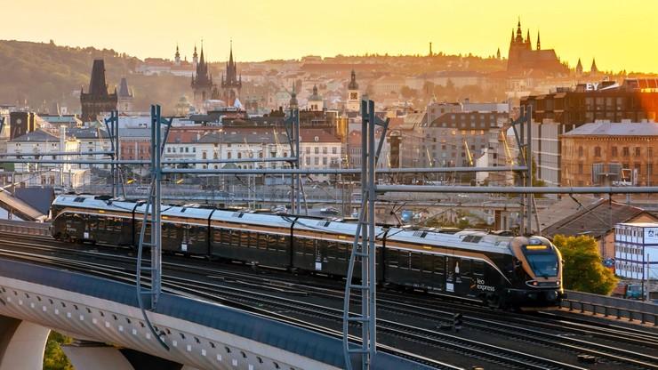 Nowe pociągi z Wrocławia do Pragi. Zgodę uzyskał prywatny Leo Express