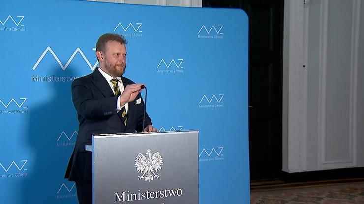 Łukasz Szumowski podał się do dymisji. Przedstawił powody