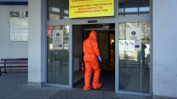 49 nowych przypadków zakażenia koronawirusem w Polsce
