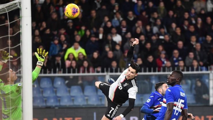 Ronaldo rzucił wyzwanie... Leonowi. Niesamowity obrazek (WIDEO)