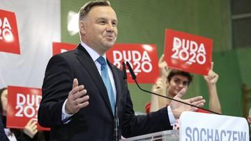 """""""Trzeba dokończyć naprawę wymiaru sprawiedliwości. Polska zmieniła się na lepsze"""""""