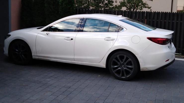 Policjanci odzyskali skradziony samochód, zanim właściciel zgłosił kradzież