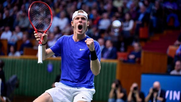 ATP w Sztokholmie: Pierwszy tytuł Shapovalova