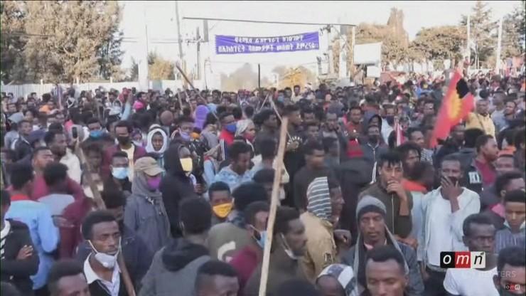Zamieszki po morderstwie popularnego piosenkarza w Etiopii. Nie żyje ponad 160 osób