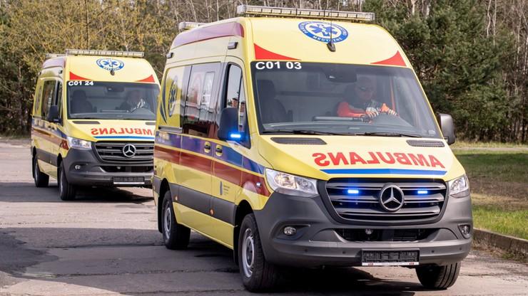 Szpital w Jastrzębiu-Zdroju wstrzymał przyjęcia. Ponad 20 osób zakażonych