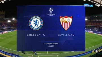 Chelsea - Sevilla 0:0. Skrót meczu