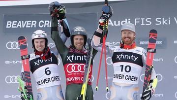 Alpejski PŚ: Niespodziewane zwycięstwo Forda w Beaver Creek