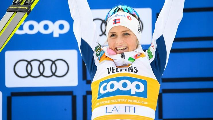"""PŚ w biegach: Johaug najlepsza na 10 km """"klasykiem"""" w Lahti"""