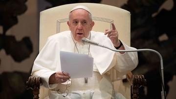 Papież zapowiedział konsystorz. Wśród nowych kardynałów nie ma Polaka