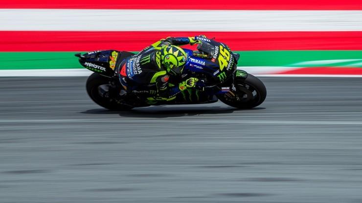 Valentino Rossi wystartuje w Walencji