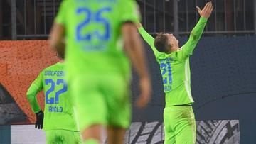 Bundesliga: Debiutancki gol Bartosza Białka w barwach Wolfsburga (WIDEO)