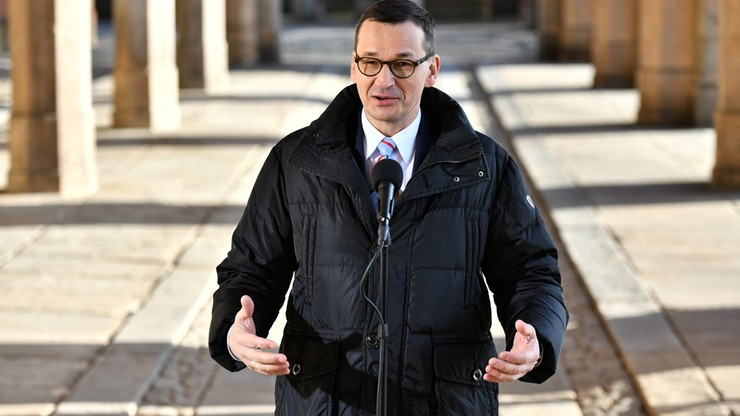Premier: czytałem wiele  absurdów nt. Polski, ale Putin przebił wszystko