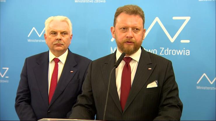 Cztery nowe przypadki koronawirusa w Polsce