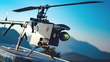 Powstał dron policyjny do taranowania niezidentyfikowanych obiektów latających