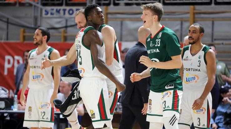 Energa Basket Liga: Dwie twarze Legii Warszawa