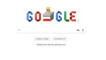 Google zmieniło wygląd wyszukiwarki. Z okazji polskich wyborów