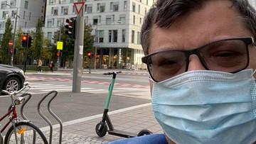 Zbigniew Stonoga chce azylu w Norwegii. Skomentowała to prokuratura