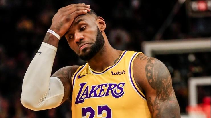 NBA: Antetokounmpo lepszy od LeBrona w starciu gwiazd
