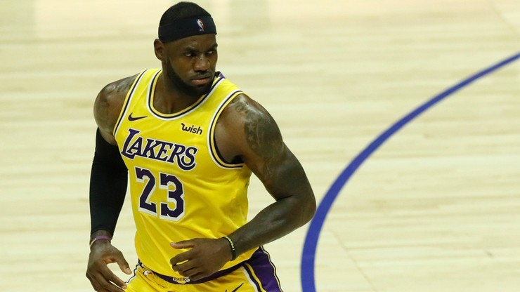 NBA: James osiągnął granicę dziewięciu tysięcy asyst