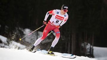 PŚ w biegach: Johannes Klaebo odwołuje starty, bo boi się koronawirusa