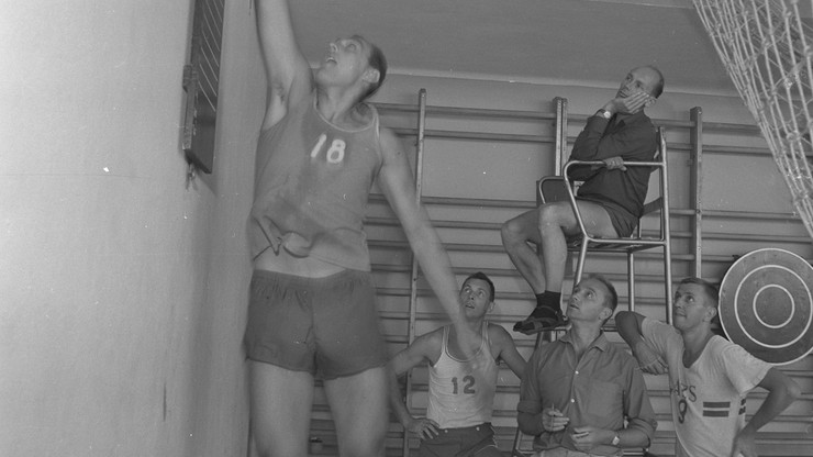 90 lat temu urodził się wybitny trener koszykówki Witold Zagórski
