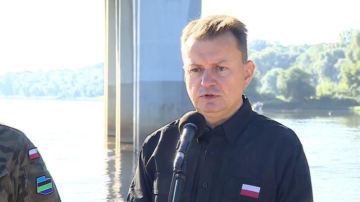 Mariusz Błaszczak znów na kwarantannie