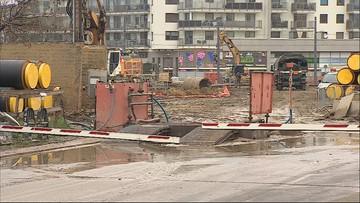 Saperzy wywieźli niewybuch z budowy stołecznego metra. Wcześniej ewakuowano ok. tysiąca osób