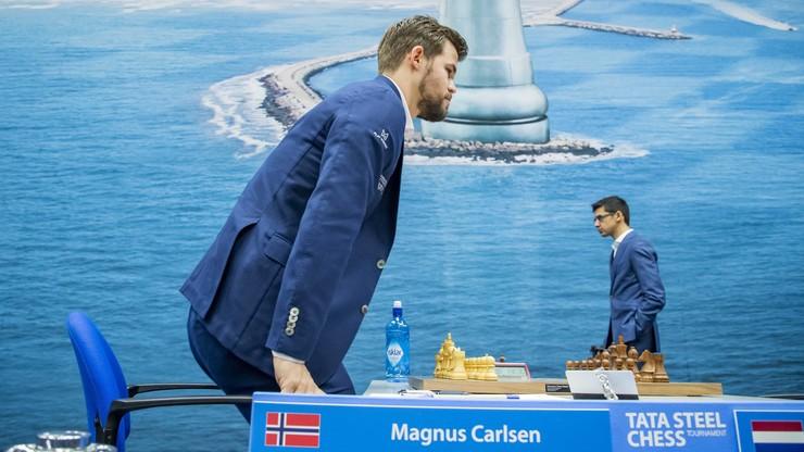 Turniej szachowy w Wijk aan Zee: Carlsen pobił niesamowity rekord!